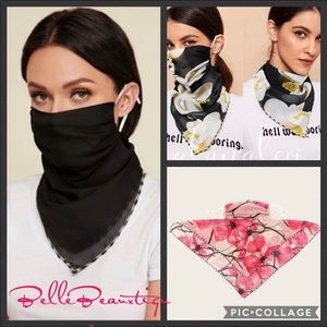 Convertible Scarf / Mask / Face Covering